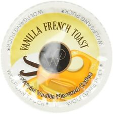 Wolfgang Puck Vanilla French Toast Coffee Keurig K-Cups, 24 Count