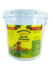walkerswood traditional jamaican jerk seasoning hot & spicy 1 gallon