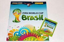 Panini Wc Coupe Du Monde Brésil 2014 – Album Vide Vuoto Vacio International