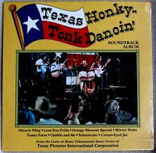 Texas Honky Tonk Dancin' Soundtrack 1983 TPIC COUNTRY Sealed LP No Cutouts