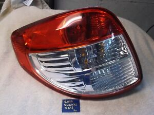 2007-2013 SUZUKI SX4 *HATCHBACK* LEFT/ DRIVER SIDE REAR TAIL LIGHT OEM