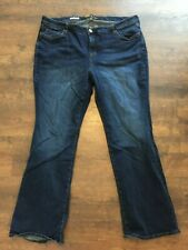Womens KUT FROM THE KLOTH Felicia Baby Bootcut Jeans, Size 22W GREAT CONDITION!