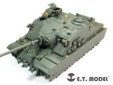 ET Model E35156 1/35 British A39 Tortoise Detail Up Set for Meng Model TS-002