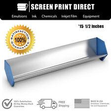 Scoop Coater 15 Inch Aluminum Emulsion Scoop Coater For Screen Printing