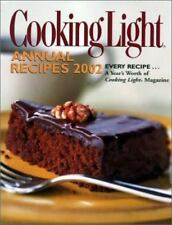 Cooking Light: Annual Recipes 2002 by Robin Mather Jenkins, Good Book