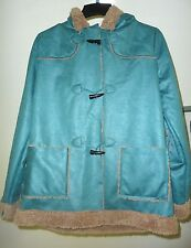JR/WOMENS WINTER COAT, ROUTE 66, SIZE: M. FAUX FUR LINED, NWT