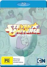 PRE ORDER - STEVEN UNIVERSE : SEASON 2 (Cartoon Network) -  Blu Ray - Region B