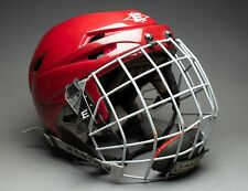 Easton S19 Stealth Hockey Helmet Small w/S13 Full Face Mask Cage Red