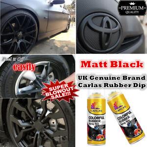 Matt Black Rubber Paint Wheel Rim Plasti dip Spray Removable Rubber Paint Spary
