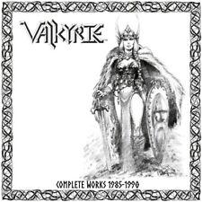 VALKYRIE-Complete Works 1985 - 1990 DCD Helstar, Metal Church,Vicious Rumors