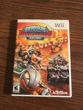 Wii Game Lot Skylanders Superchargers Racing No Portals FREE Shipping