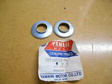 NOS Yamaha TY175 TY250 MX100 MX175 RD125 DT175 Hub Dust Cover Qty 2 183-25118-00