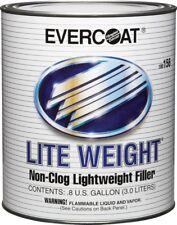 Evercoat 156 Lite Weight Liteweight Clog-Free Auto Body Filler Gallon