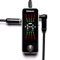 D'Addario Planet Waves Chromatic Pedal Tuner - True Bypass - 32 Processing