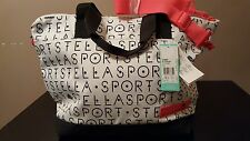 Adidas Stella McCartney stellasport Print SC Tote Bag nuova con etichetta AA 8687