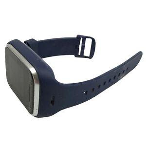 LG Gizmo Gadget Blue Wireless Smart Watch LG- VC200B - Verizon