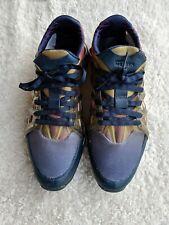 EUC RARE Alexander McQueen Puma Men US 7.5 Fashion Leather Sneakers Shoes