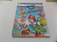 Yoshis Island DS Official Nintendo Power Game Strategy Guide DS