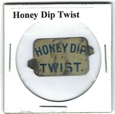 Honey Dip Twist Chewing Tobacco Tag H453a
