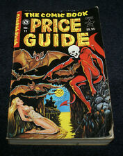 OVERSTREET'S COMIC BOOK PRICE GUIDE #11 SC Good Out Of Print 1980 USA