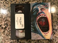 Pink Floyd The Wall Vhs!