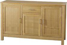 Unbranded Medium Wood Tone Sideboards, Buffets & Trolleys