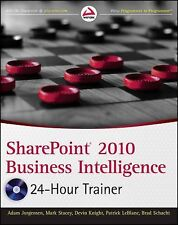 Sharepoint 2010 Business Intelligence 24-Hour Trainer Int'L Edition