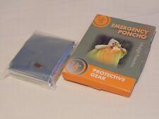 Ultimate Survival Gear Emergency Foil Blanket & Poncho Bundle – New