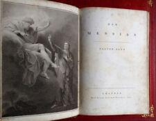 Livres anciens et de collection allemands reliés XVIIIème