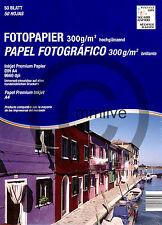 50 Blatt A4 SIHL Hochglanz 330g Professional PREMIUM PHOTOPAPER fotopapier