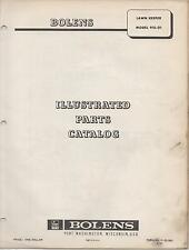 1967 Bolens Lawn Keeper Model 915-01 Illustrated Parts Manual (104)