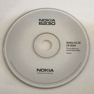 Nokia 6230 Software | PC CD-ROM | Mobile Phone