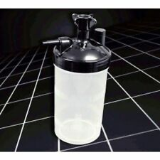Salter Labs Bubble Humidifier Oxygen Bottle  with Connector Adapter Tube