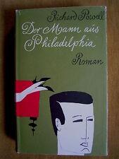 """""""Der Mann aus Philadelphia"""" von Richard Powell"""