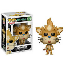 Funko Pop! Rick and Morty - Squanchy #175 - Warehouse Damaged Box