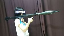 RPG-7 model toy drama movie prop cosplay dummy rpg 7 costume rocket launcher