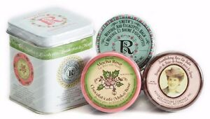 Rosebud Perfume Co Three Luscious Layers Of Lip Balm Mocha Brambleberry Menthol