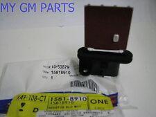 COBALT HHR PONTIAC G5 A/C HEATER BLOWER MOTOR RESISTOR NEW OEM 15818910