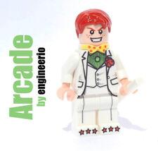 Custom Arcade Marvel Super heroes minifigures lego bricks