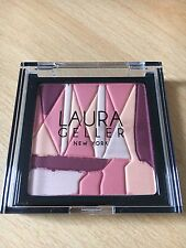 Laura Geller ARTISTRY BLUSH Pressed Powder Pink/Peach/Wine Blusher Palette 10g