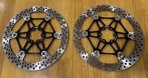 Hope Moto Vented 203mm Rotor X 2 Pair