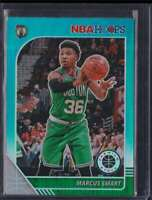 2019-20 HOOPS PREMIUM STOCK TEAL PRIZM SSP MARCUS SMART