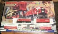 Case-IH Farmall Freight Train Set, Athearn, HO Scale/Gauge,NIB,Sealed,Rare