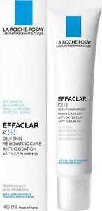 La Roche-Posay Effaclar K (+) - 40ml - BNIB - Free Delivery