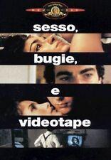 Sesso, Bugie E Videotape (1989) DVD