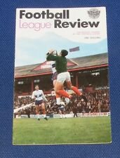 Football League Review 1969-1970 Bristol Rovers