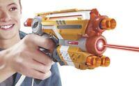 NERF ELITE FIRESTRIKE SOFT DART BLASTER GUN