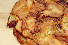 "☆""RECIPE""☆Breakfast☆German Apple Pancake☆Oven Baked from Scratch!☆"