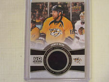 2015/16 Upper Deck Series One Patch Card  James Neal