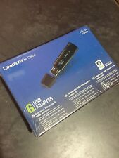 Linksys by Cisco Compact Wireless-G USB Adapter WUSB54GC
